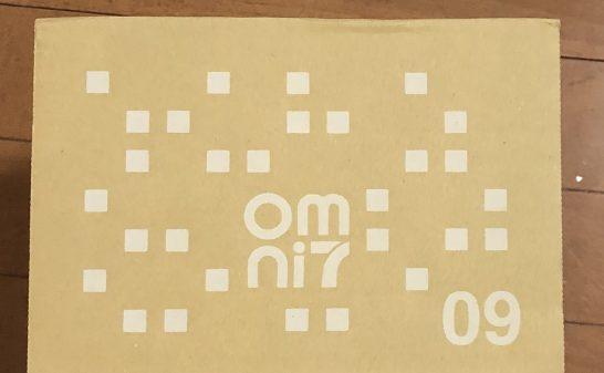 オムニセブン(OMNI7)の箱