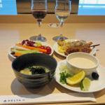 デルタスカイクラブ(成田)の食事・ワイン