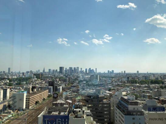 オフィスからの眺め