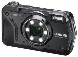 リコーデジタルカメラ WG-6