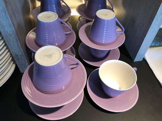 東京マリオットホテルのカップ