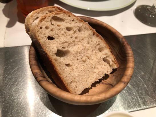 ビストロブノワのお代わりのパン