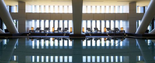 ザ・キャピトルホテル 東急のプール (2)