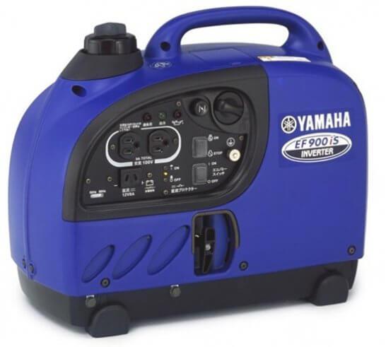 ヤマハの軽量・コンパクトなガソリン発電機