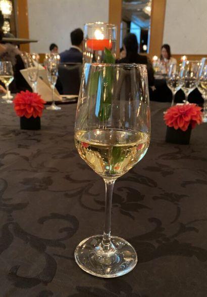 フリーマン・ヴィンヤード&ワイナリーの白ワイン 涼風