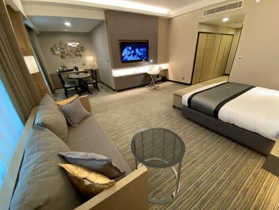 JWマリオット クアラルンプールの客室