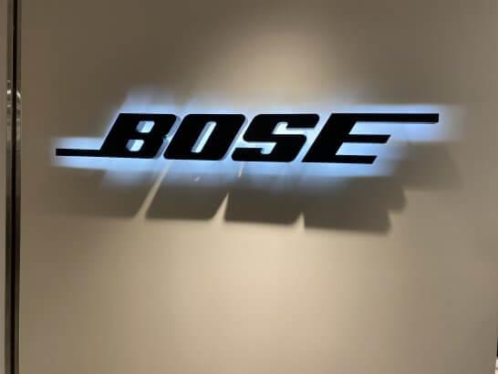 BOSEのロゴ