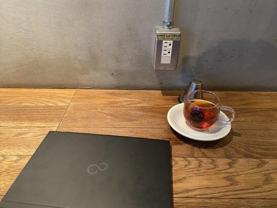 ストリーマーコーヒーカンパニーのカウンター席