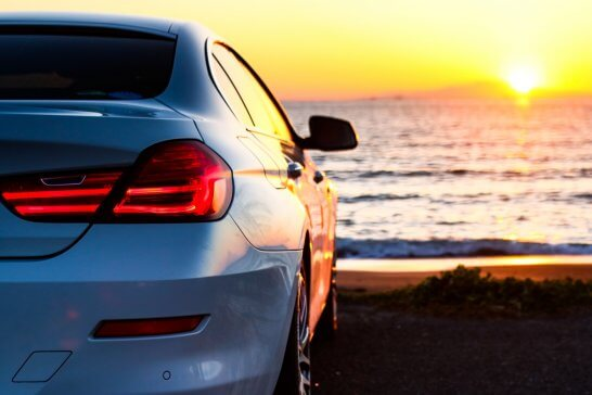 BMWの裏面