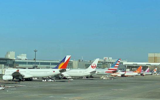 成田空港国際線 第2ターミナル