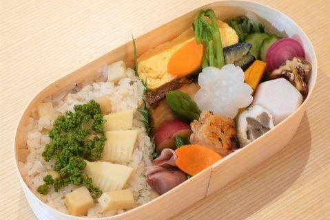 謹製弁当・季の折【竹】