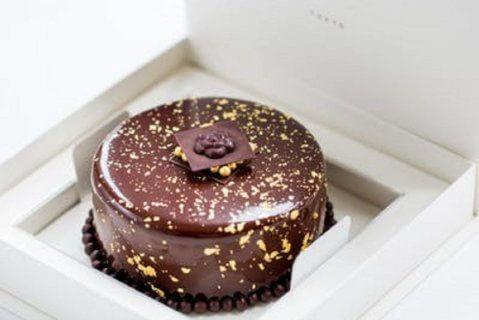 チョコレートムースケーキ(2名用)