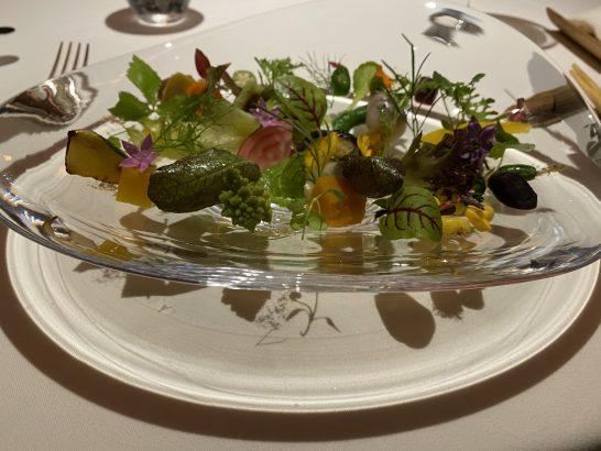 レフェルヴェソンスのアルチザン野菜