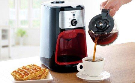 アイリスオーヤマの全自動コーヒーメーカー