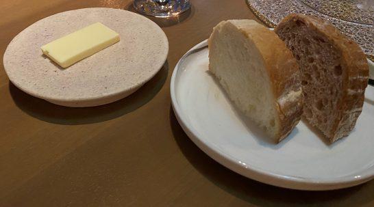 インターコンチネンタル横浜Pier8 Larboardのパン