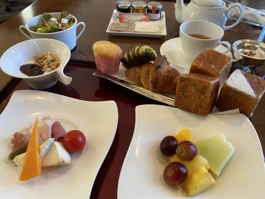 セントレジス大阪の朝食(アメリカン)2