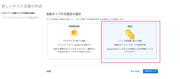 Amazon ECS