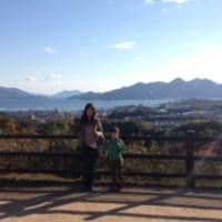 京都から鹿児島まで車で帰って来ました(*^_^*)