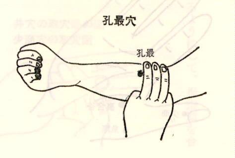 ツボ生活のススメ11 (孔最)