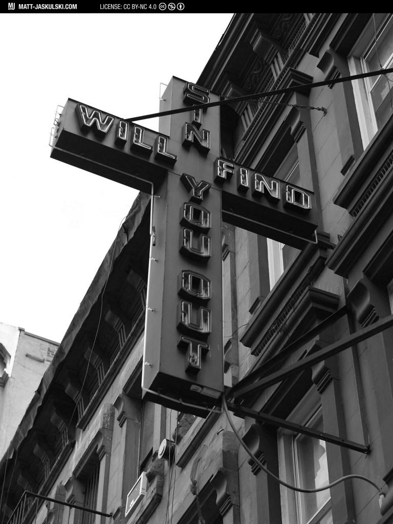 architecture blackandwhite bnw city d800 jesus newyork newyorkcity Nikon nikonphotography nyc perspective religious street streetphoto urban