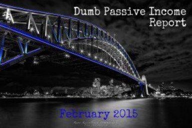 Passive Income Report - February 2015