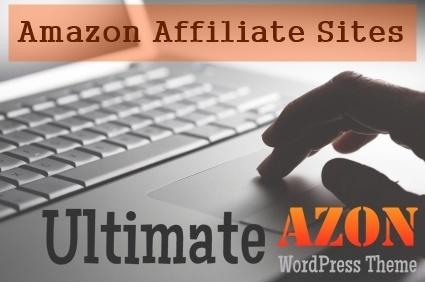 Amazon Affiliate Site - Ultimate Azon WordPress Theme