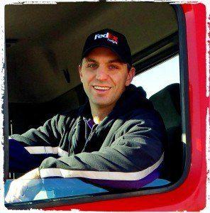 Matt trucking photo