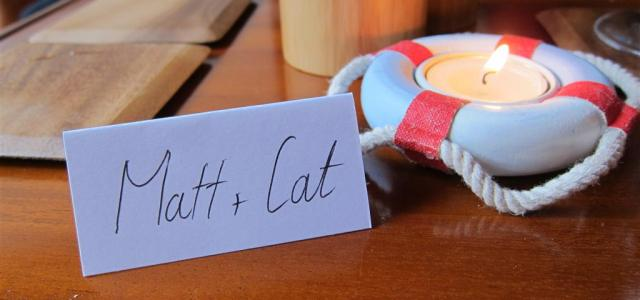 Matt and Cat's review of eating out in 2013: part 1, January-March