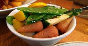 Medley of vegetables