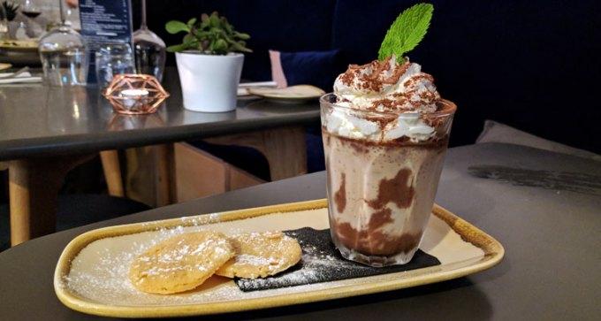 Harbour & Browns: chocolate peanut butter pot