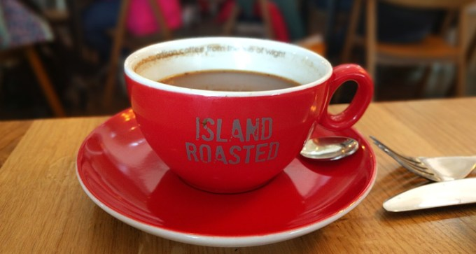 Island Roasted coffee