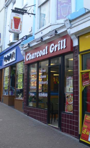 Charcoal Grill, Ryde