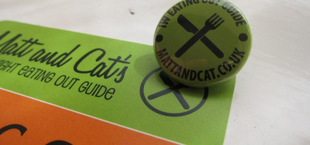 Matt and Cat's Dining Club