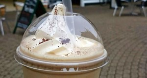 French Franks coffee #FroYo. Hells yeah!