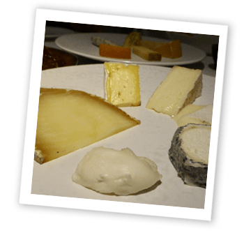 Isla's, George Hotel, Yarmouth: Twelve cheeses