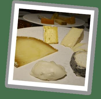 Isla's, George Hotel, Yarmouth: Twelve cheeses