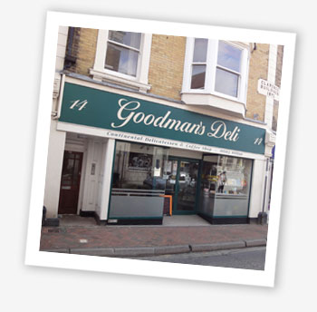 Goodman's Deli, Ventnor