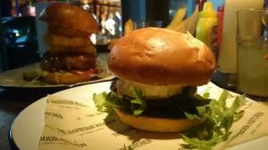 Burger, Harbour Kitchen, Cowes