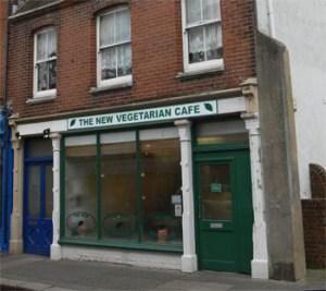 New Vegetarian Cafe