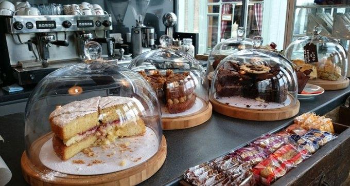 Cakes at No 64