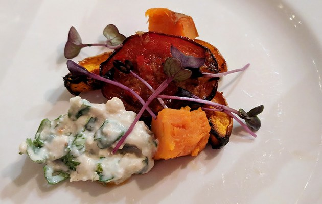Twelve Course Vegan Tasting Menu at Quay Arts