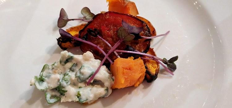 Twelve Course Vegan Tasting Menu at Quay Arts