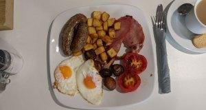 So... Yummy, breakfast