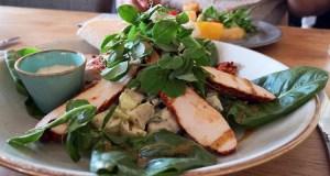 Chicken saladette, the Star Inn