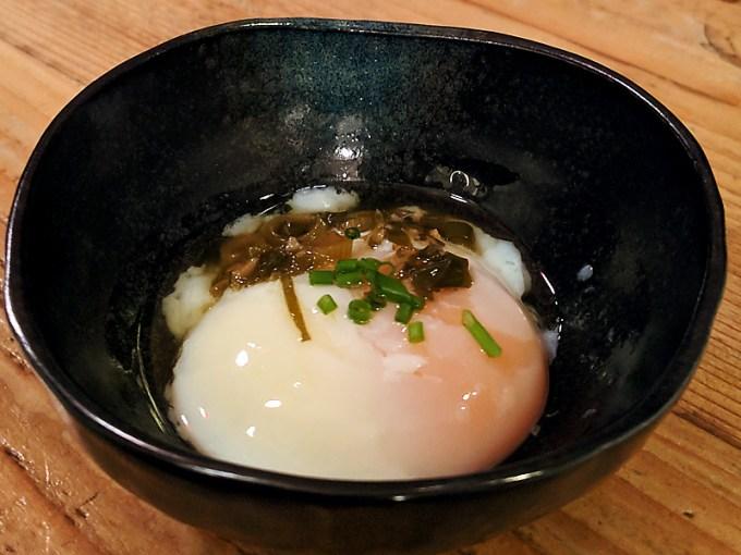 Hot springs egg