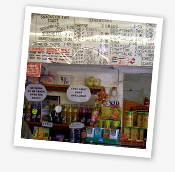 Tollgate Cafe, Bembridge