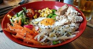 Tuk-Tuck: chicken bibimbap