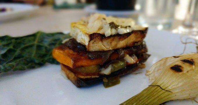 VBG plant-based lasagne