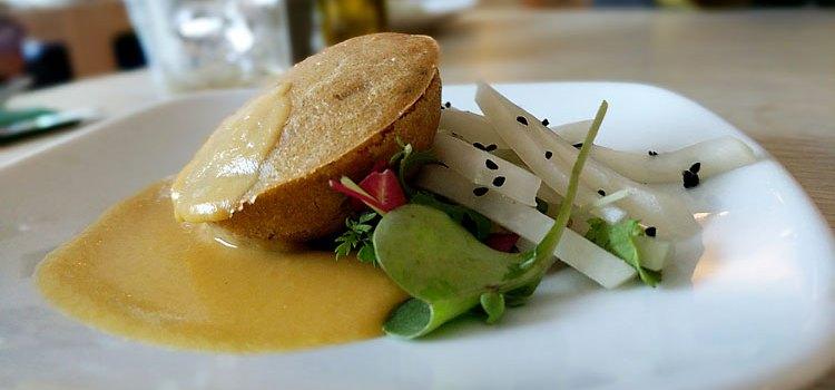 Plant-based Dining at Ventnor Botanic Garden
