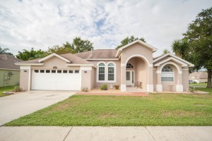 Front of 2675 Pine Shadow Clermont FL